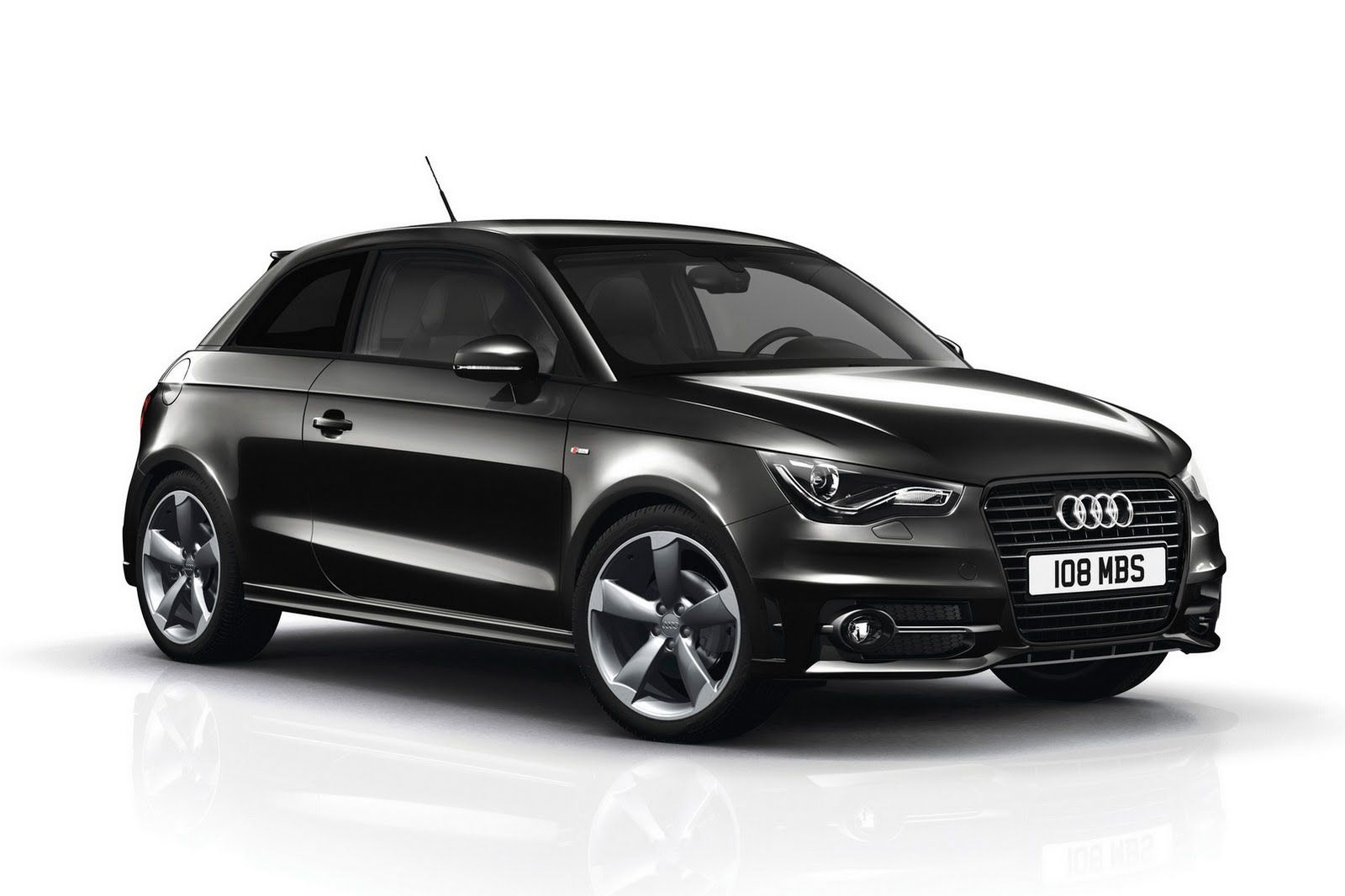 Audi A1 S Line Black Edition 2011 Auto Rijden Oldtimers