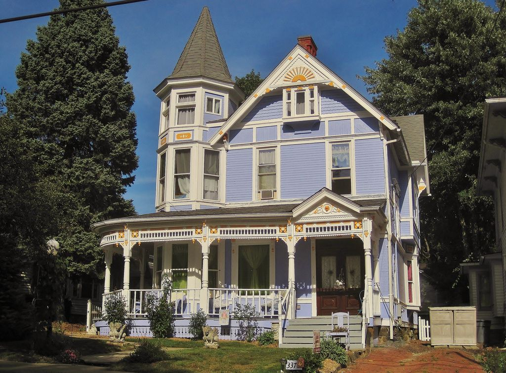 Victorian House In Wooster Ohio Victorian Homes House Victorian Architecture