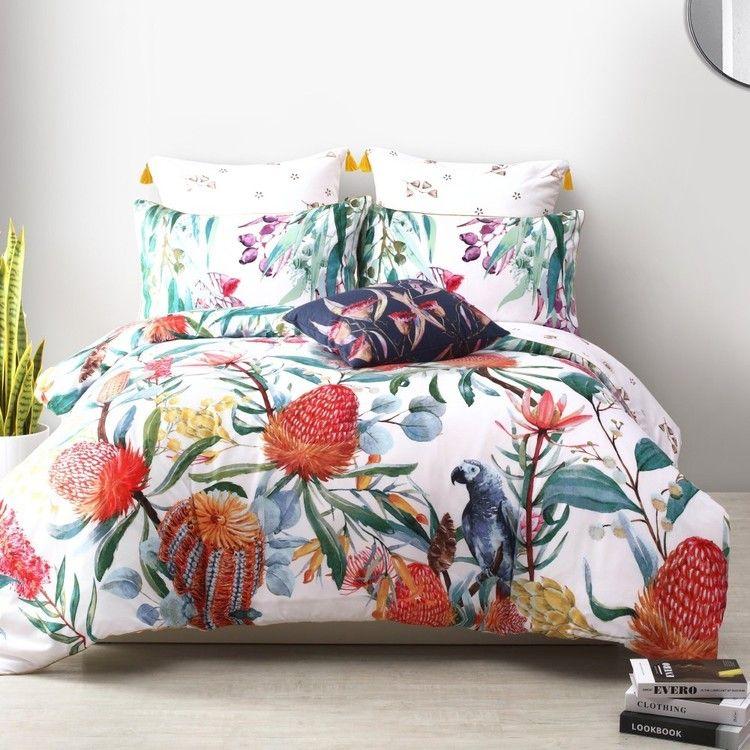 Koo Brindabella Quilt Cover Set Quilt Cover Quilt Cover Sets Single Size Bed