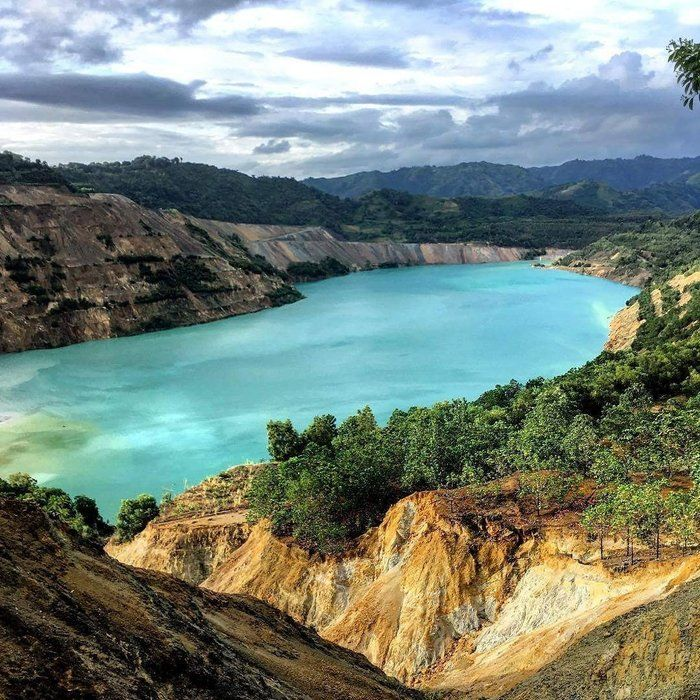 Biga Pit Toledo Cebu City Philippines Lutopan S Controversial And Gorgeous Man Made Lake Xavana Travels Bigapit Cebu Philippines