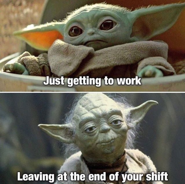 Pin By Gisel C On Nerdiness Yoda Funny Yoda Meme Funny Pictures