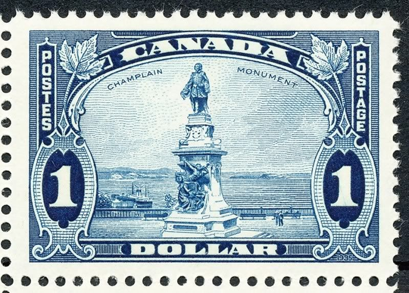 Old Canadian Stamps Value Quote