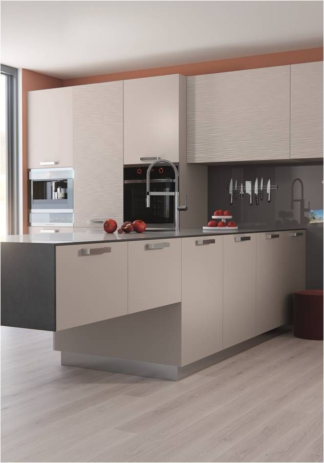 Create A Modern Kitchen Design With #rauvisio Crystal Surfaces Adorable Www.kitchen Designs Review