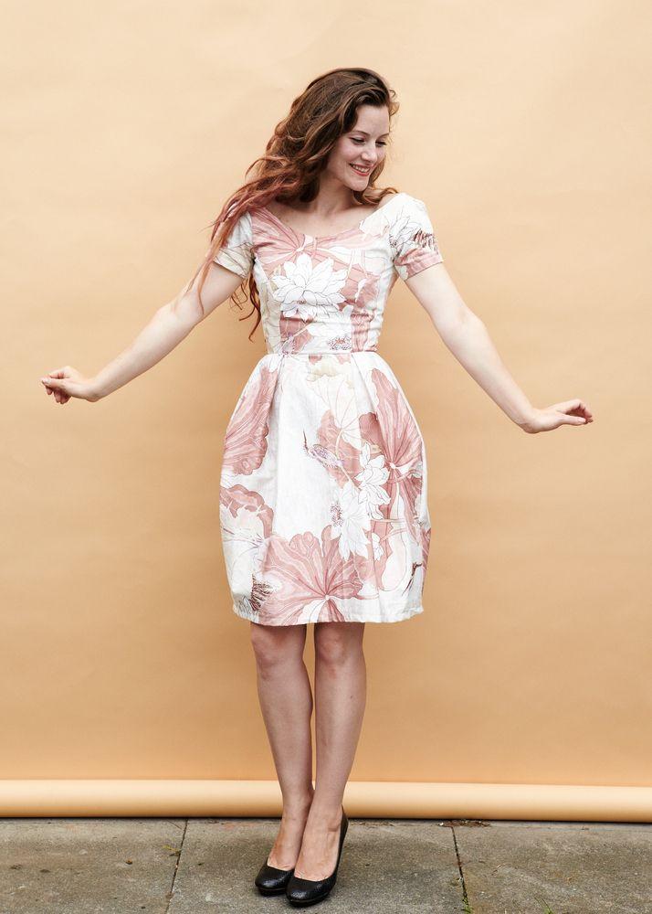Elisalex Dress - PDF sewing pattern   Schnitte   Pinterest   Nähen ...