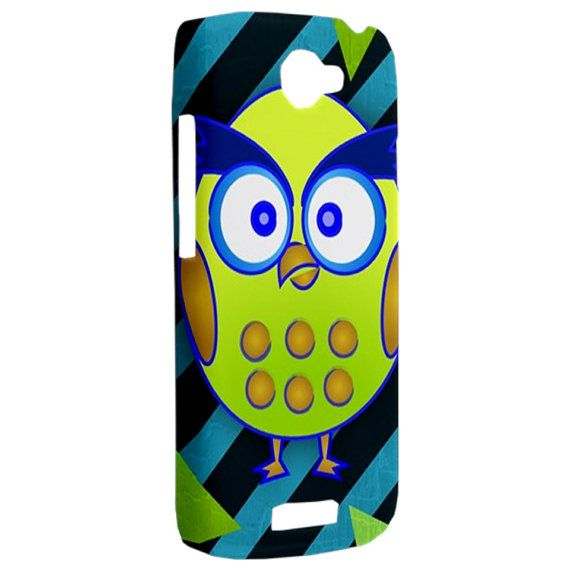 HTC phone cases for htc vivid : Owl HTC One S Case Owl Htc One S Cover HTC One S by Stabbersshop, $17 ...