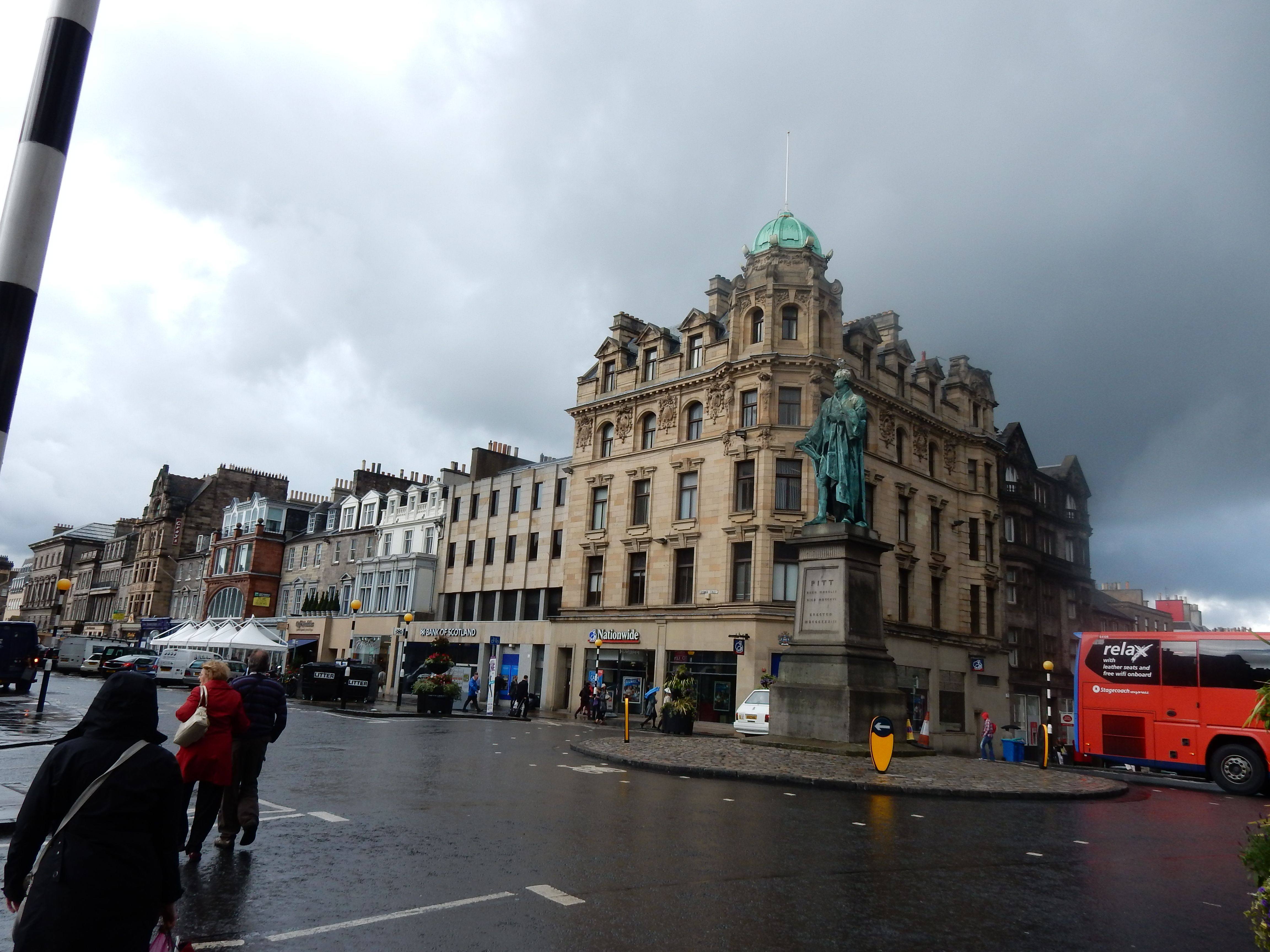 Scotland is well known for its beautiful architecture and