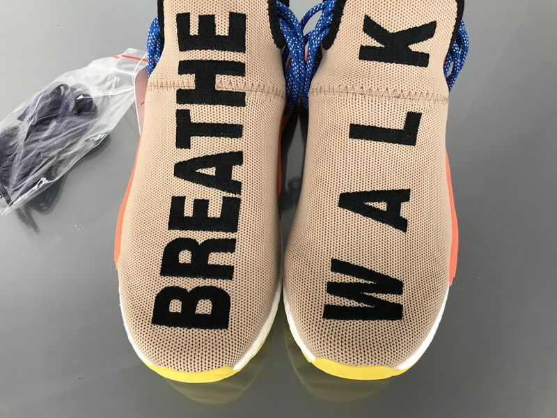 """b06c39a2b Adidas NMD Human Race Pharrell Williams """"Naked"""" Real Boost AC7361 for  Sale 09"""