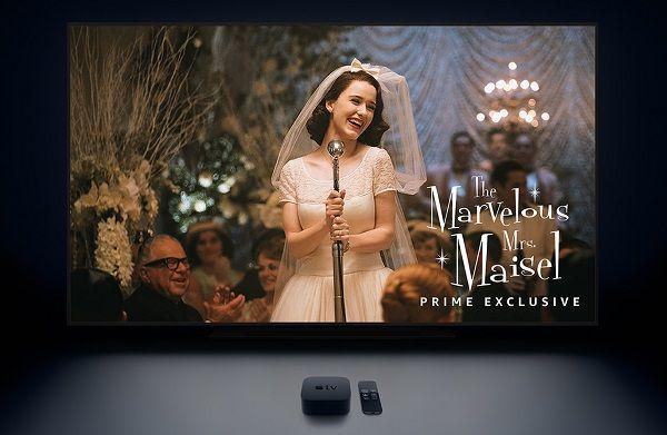 Amazon Prime Video App For Apple Tv Released Amazon Prime Video App Amazon Prime Video Prime Video App