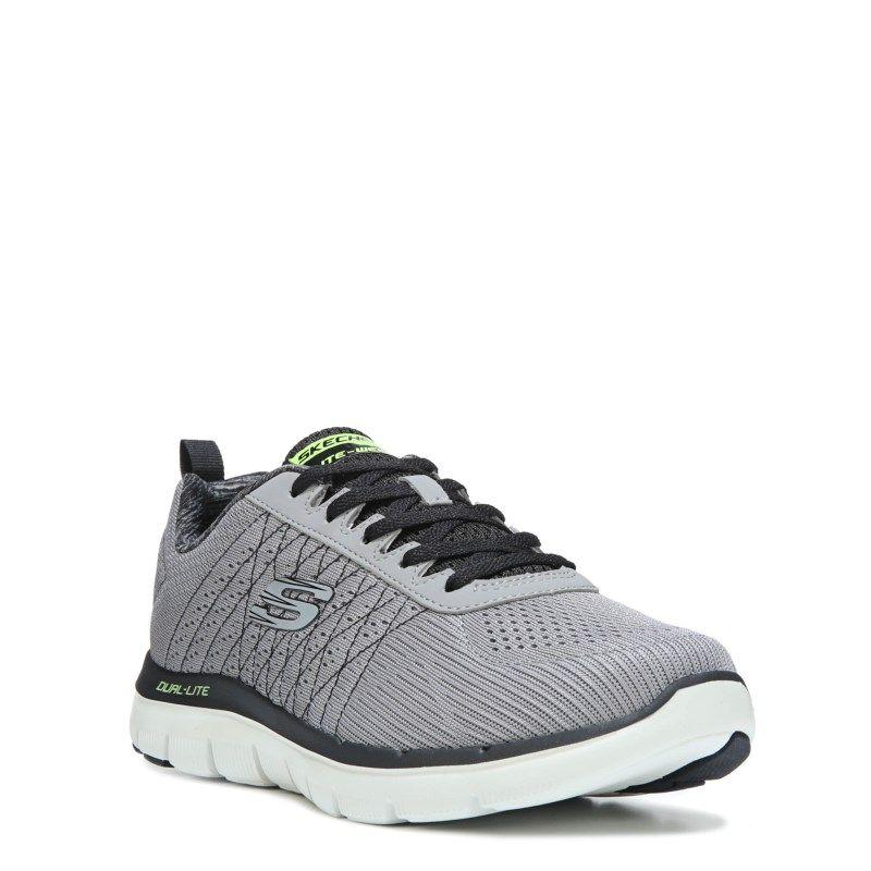 skechers men's memory foam sneakers