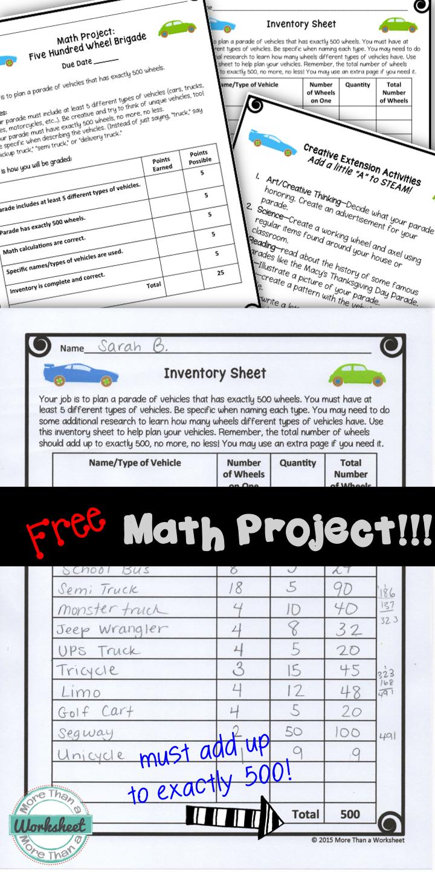 grade 3 division wheel pdf worksheet