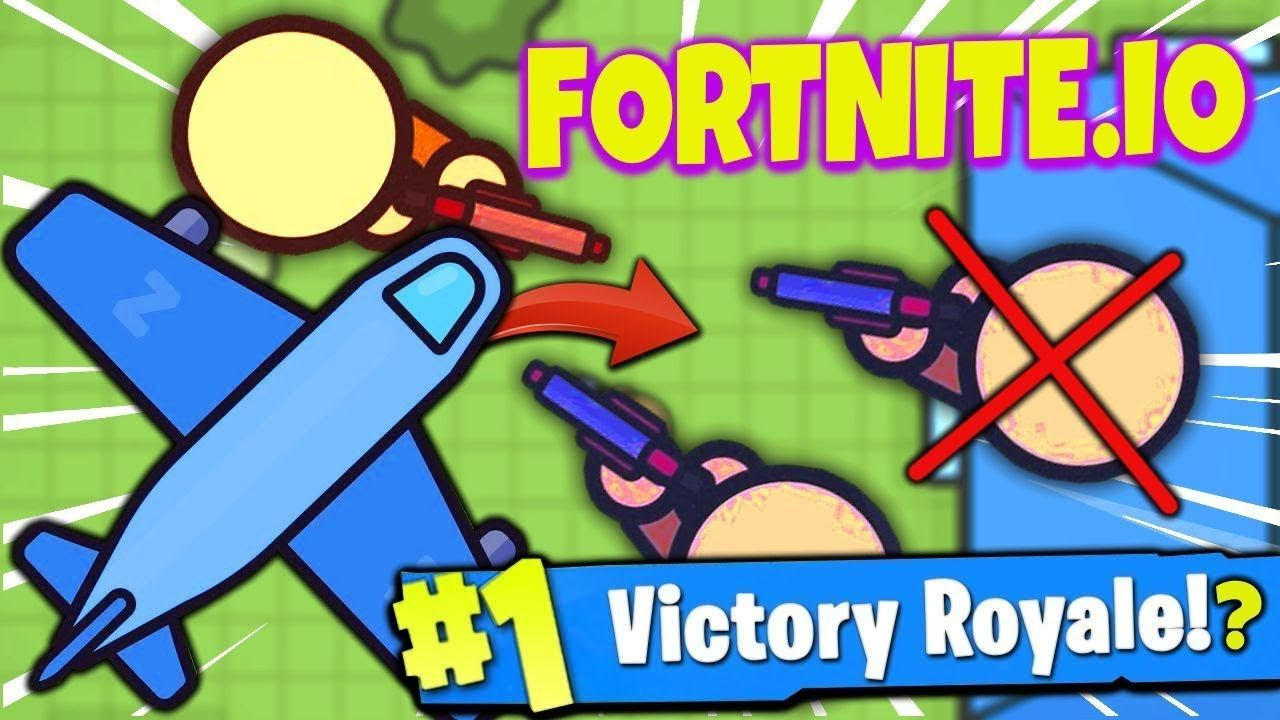 Fortnite Io Zombs Royale The Best Io Game Yet Fortnite