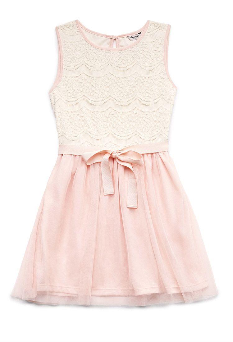 kjole tweens