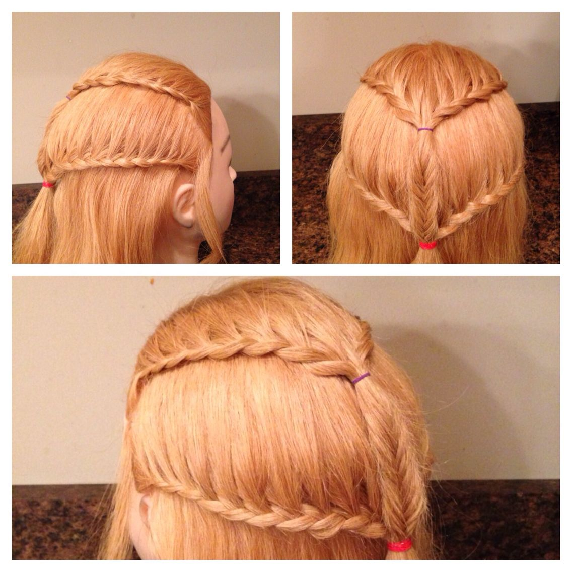 Tauriel Hairstyle Inspired The Hobbit Trilogy By Braids4all On Instagram Coiffure