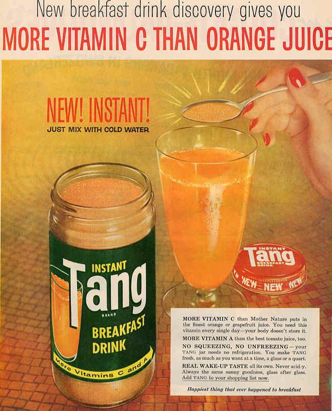 Pin by Bill Montuori on My good/bad childhood | Tang drink ...