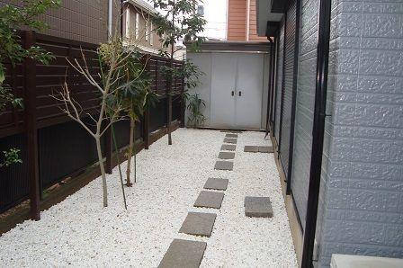庭に砂利を敷き詰めるリフォームを検討中の方 必見 砂利を敷くと外構