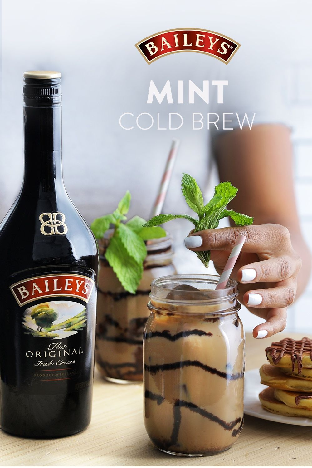 Baileys Mint Cold Brew