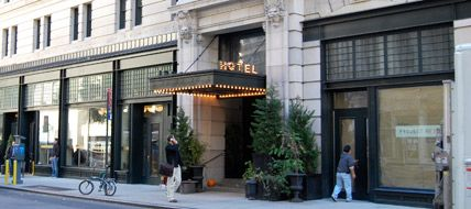 NYC The Ace Hotel Opens Breslin Restaurant