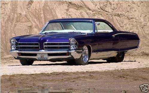 1965 Pontiac Bonneville 2 Door Hardtop For Sale In Mesa Arizona