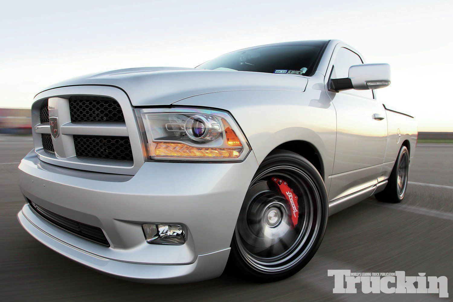 2012 supercharged dodge ram 1500 r t