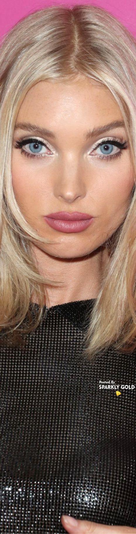 Elsa hoskvictorias secret 2017 after party makeup looks to elsa hoskvictorias secret 2017 after party baditri Image collections