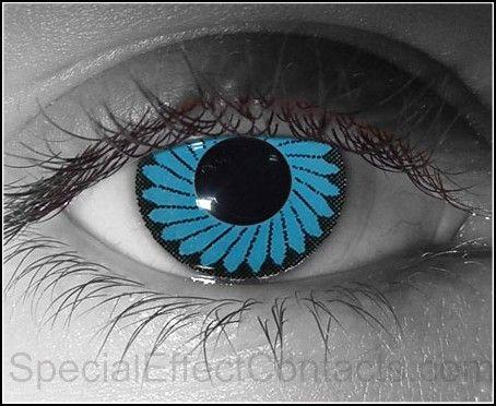 Halloween Contact Lenses Transform You