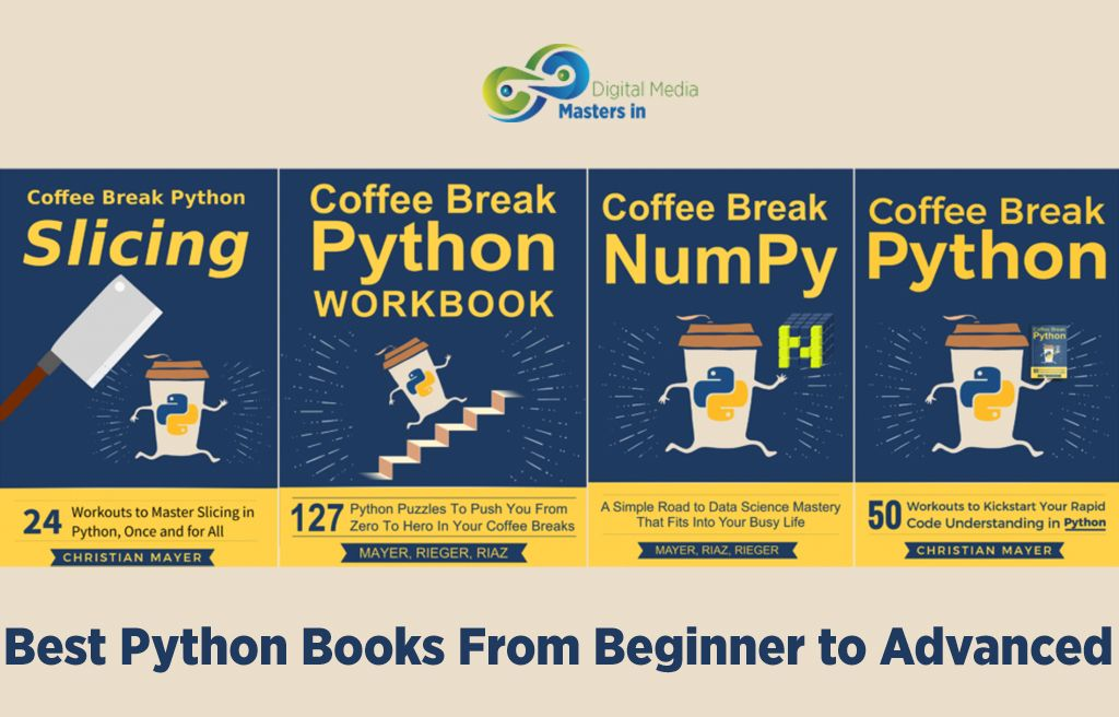 Best Python Books From Beginner To Advanced in 2020 ...