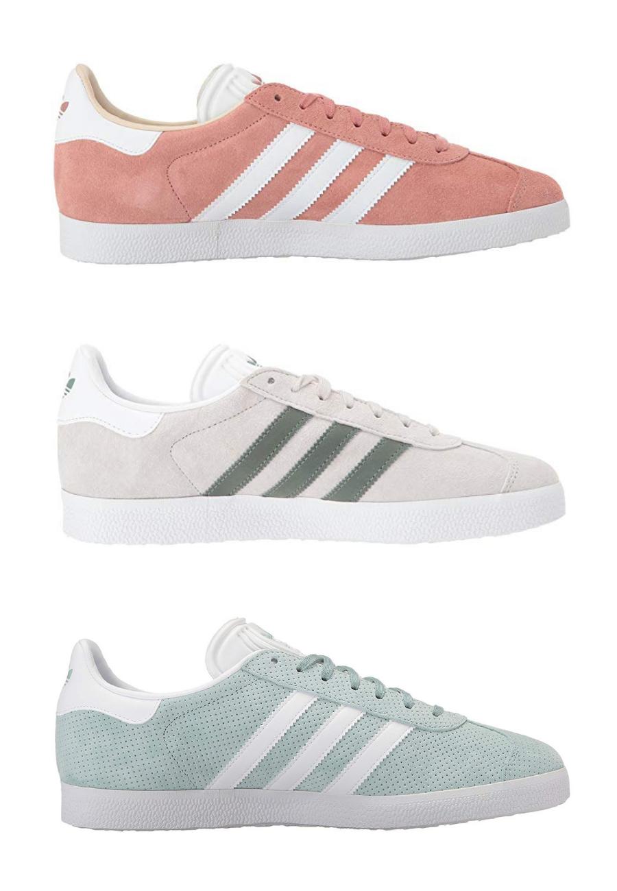 4a4c3fedc adidas Originals Gazelle W Sneaker women s lifestyle shoes casual style