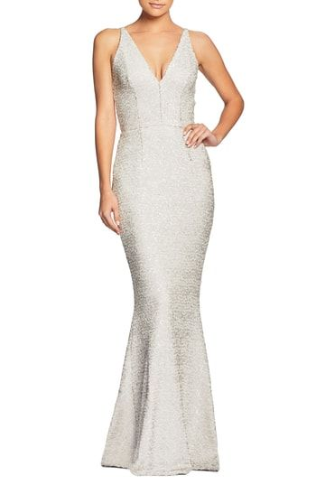 b95bc1a4c8f98 Great for Dress the Population Harper Mermaid Gown womens dresses. [$308]  topoffergoods from top store