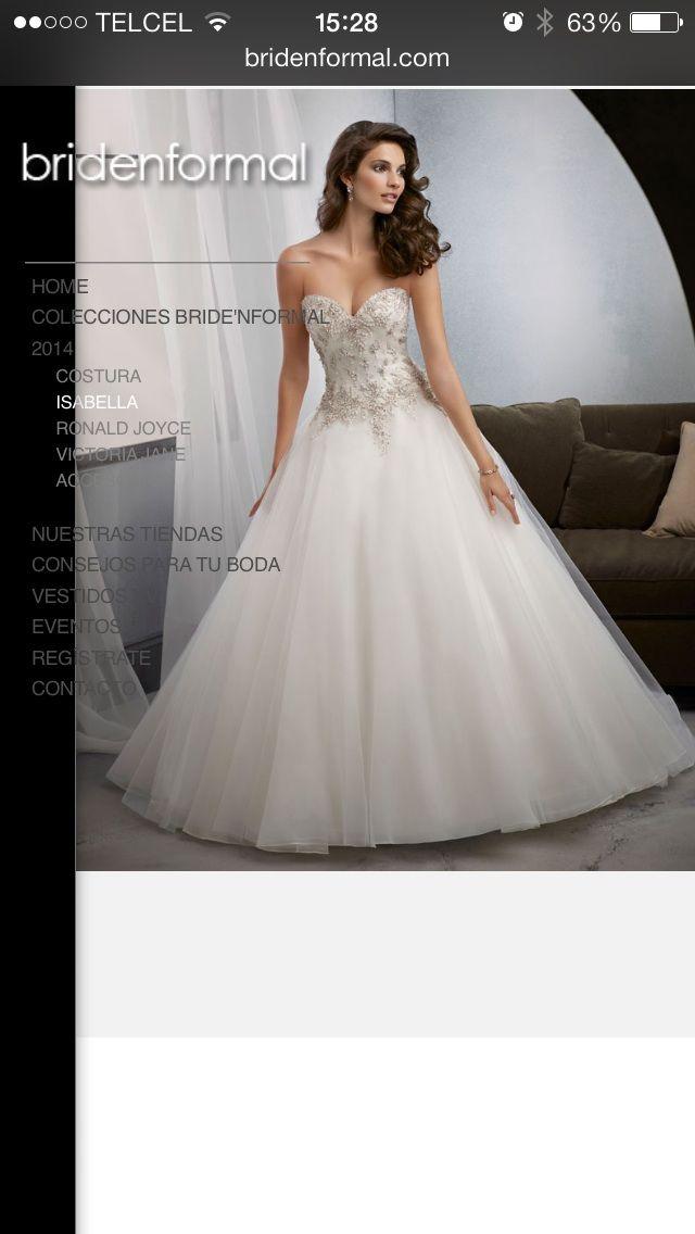 Nuevo vestido publicado! Briden\' Formal mod. Megan 39016 ¡por sólo ...