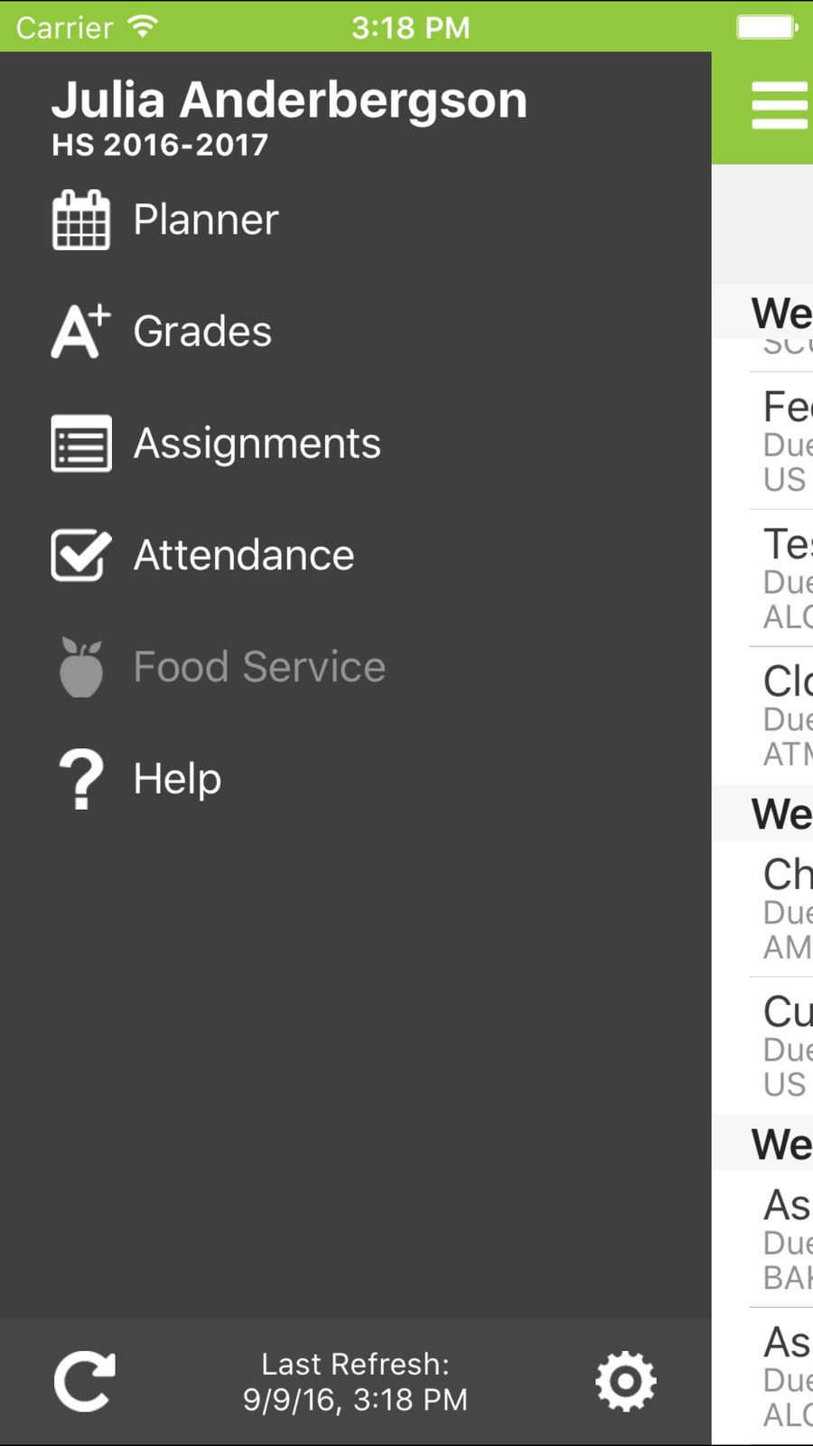Infinite Campus Mobile Portal ProductivityEducationapps