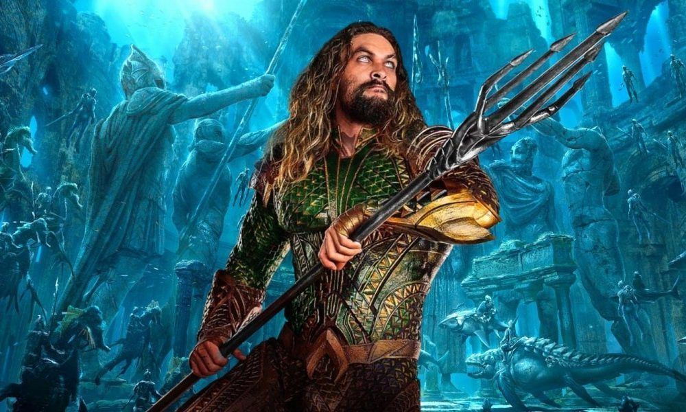 Aquaman 2 When Should You Expect It S Release Aquaman Wrath Of The Titans Justice League