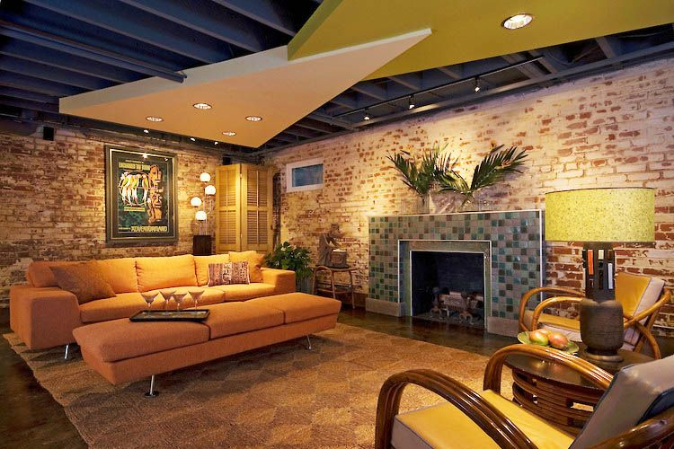 Ceiling, Awesome Basement Ceiling Ideas: Basement Ceiling Options For Youru2026