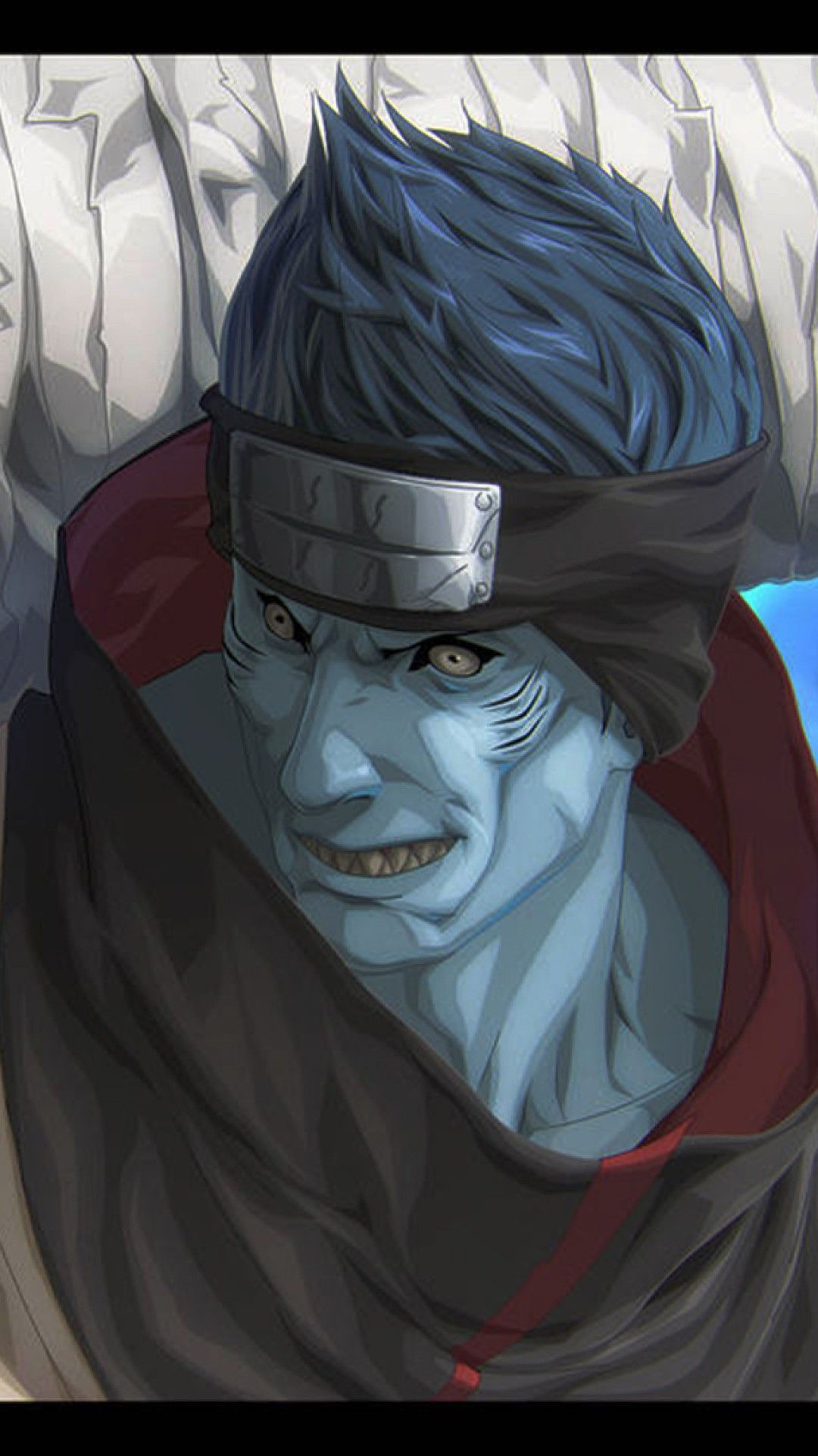 Wallpaper Phone Kisame Full HD Olhos de anime, Fotos