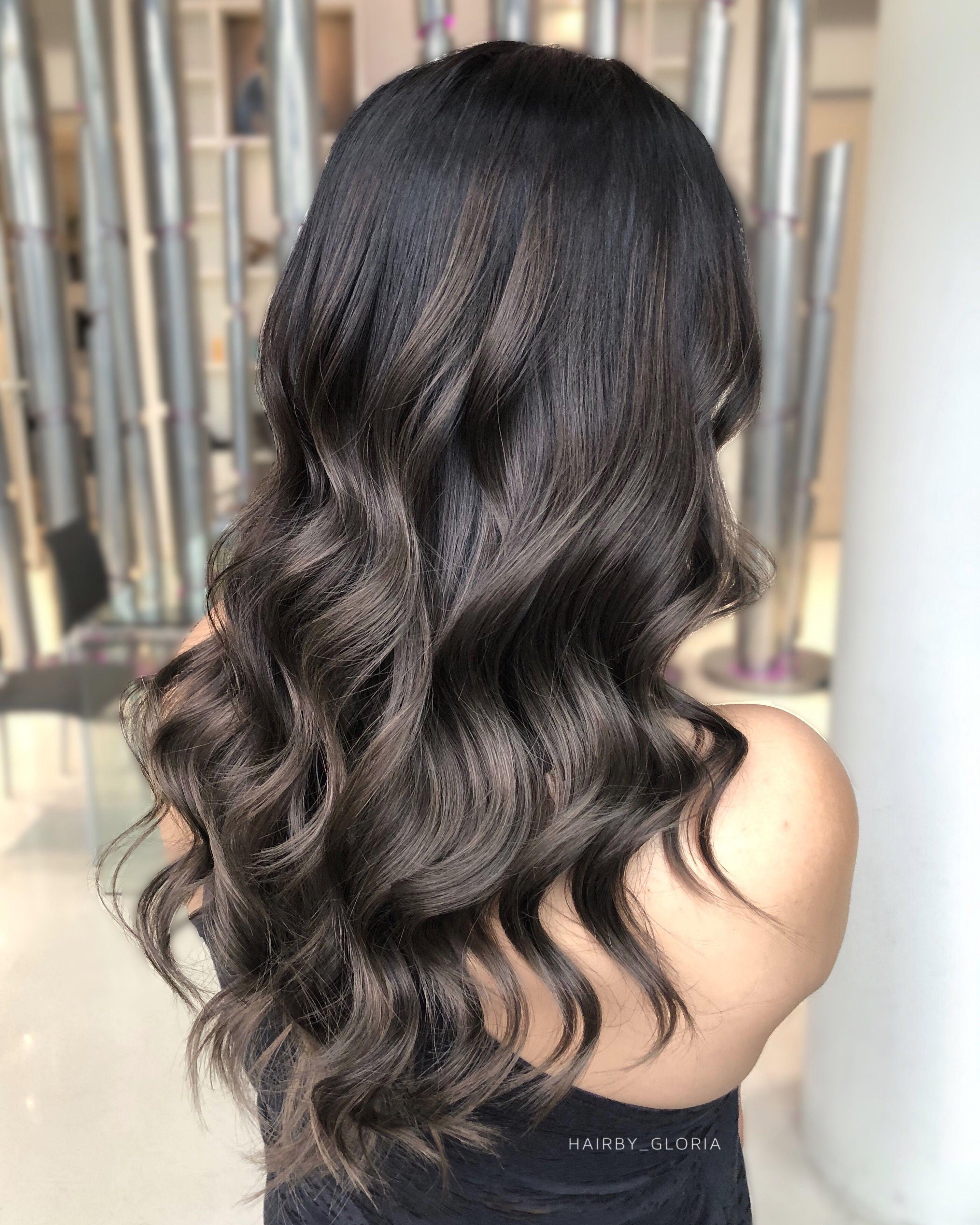 Fanola Ash Brown Balayage It S Like The Perfect Dark Mushroom Brown Brown Balayage Brown Hair Balayage Ash Brown Hair Balayage