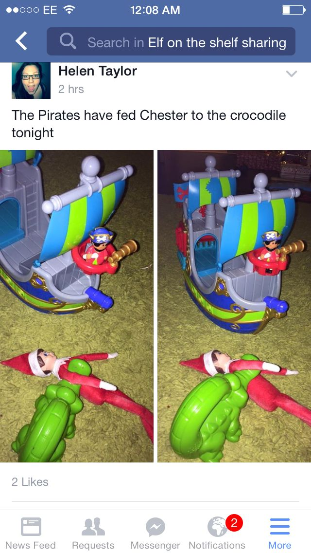 Elf idea