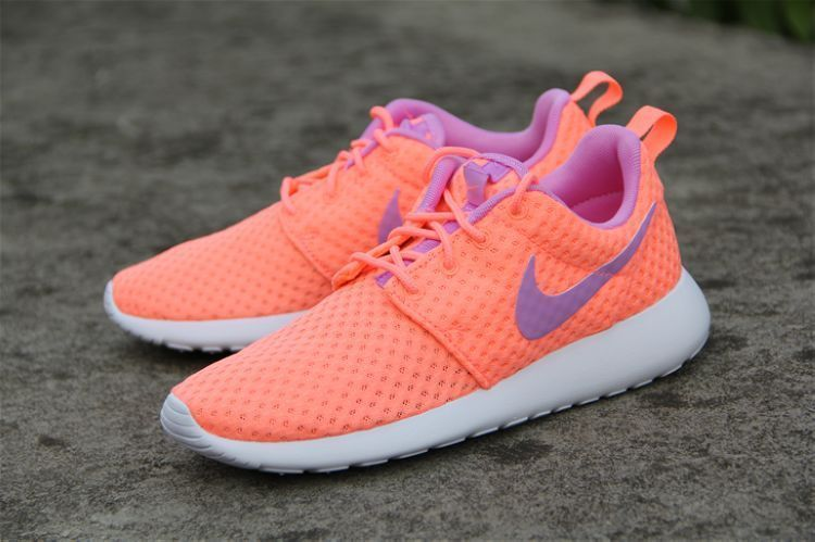 Honeycomb 2015 Running Shoes BR The Sky Women Hot Punch Magenta Nike Roshe  One