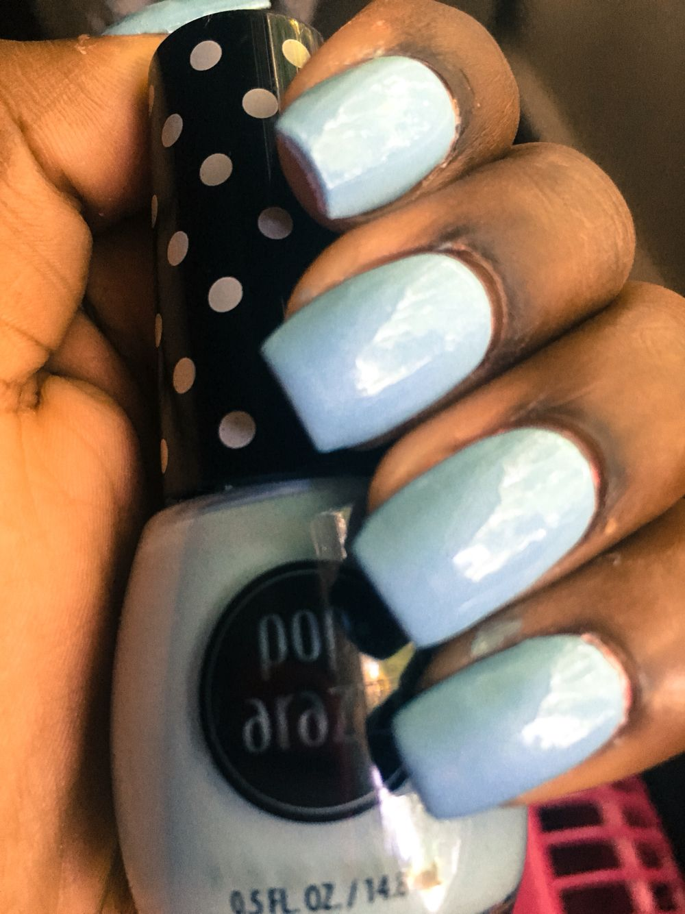 Poparazzi Nail Polish -- The Hue is Blue found @ CVS | Get Your ...