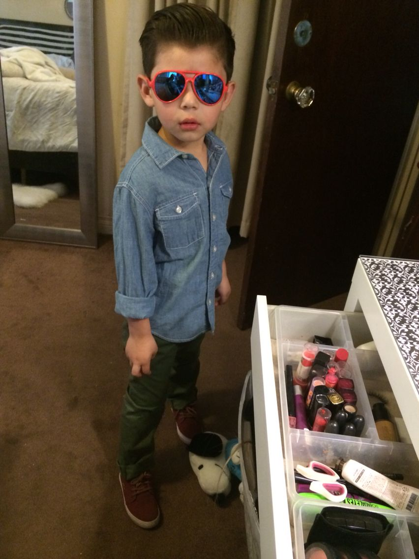 Kids fashion#style#JR#❤️❤️