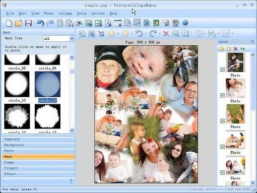 picture collage maker pc
