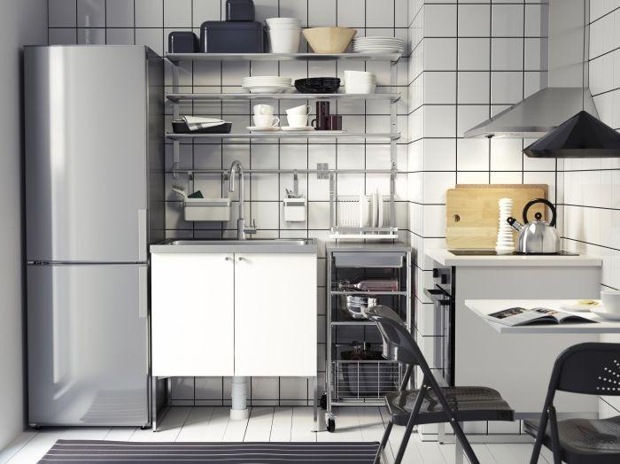 Keuken Industrieel Ikea : Metod keuken ikea metod keuken industrieel my kitchen