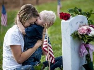 Obama Disrespects Our Vets Again : Arlington Graves Stripped Of Personal Mementos Honoring Heroes From Iraq & Afghanistan