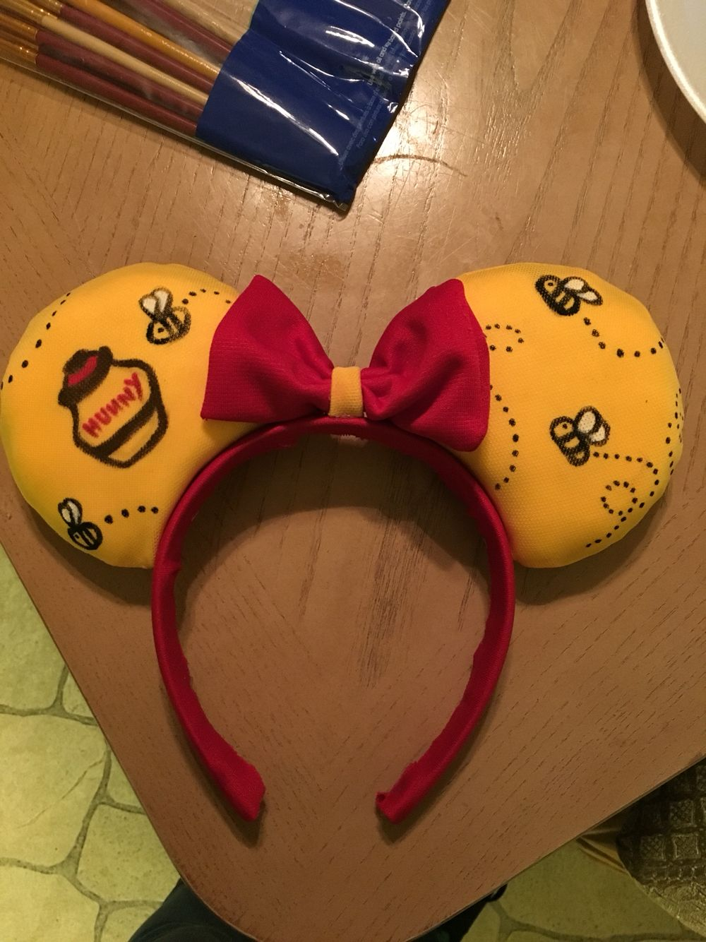 Whinne the Pooh Mouse Ears