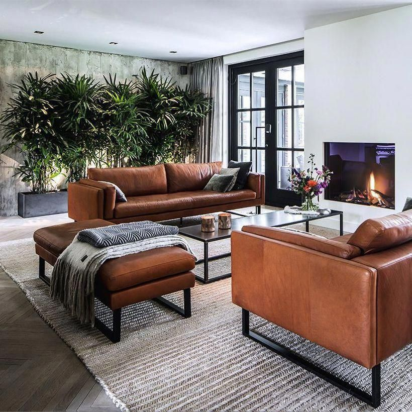 Brown Living Room Decor Ideas V 2020 G Mebel Interer Kvartiry Dizajn