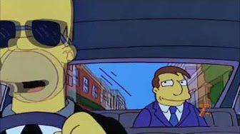 Los Simpsons-capitulo completo-El Guardaespaldas-español Latino