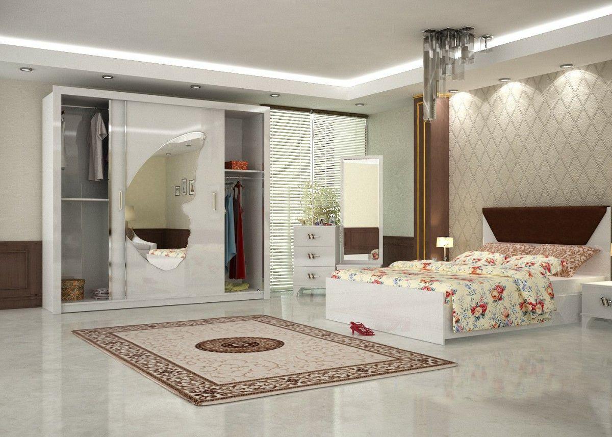 Kelebek Eko Bedroom Furniture Set White Turkey Wholesale 2   Bedroom ...