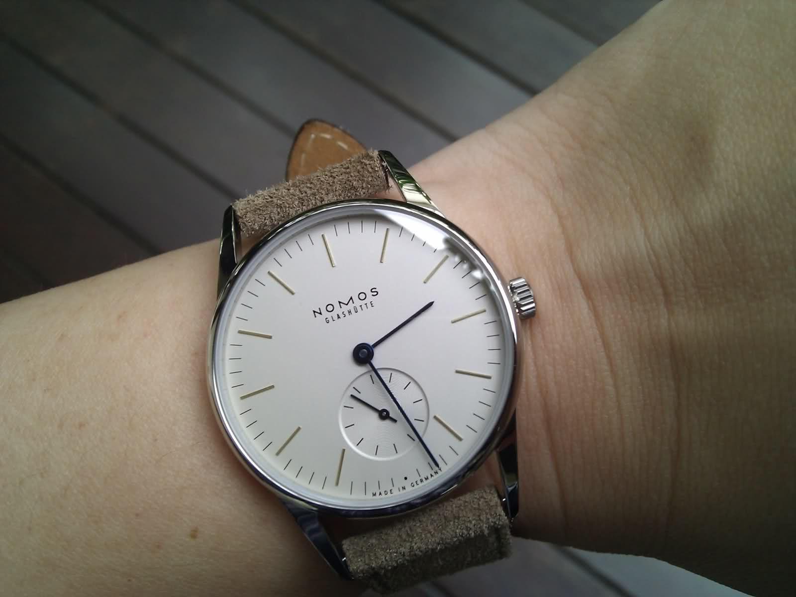 Nomos / Germany / Orion Watch | Fashion | Pinterest