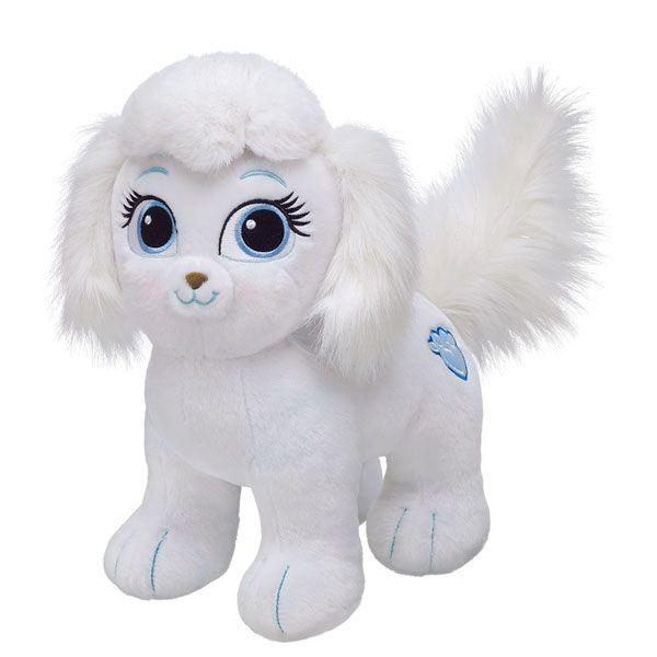 15 In Disney Princess Palace Pets Pumpkin Build A Bear Workshop Us Custom Stuffed Animal Disney Princess Palace Pets Plush Dog