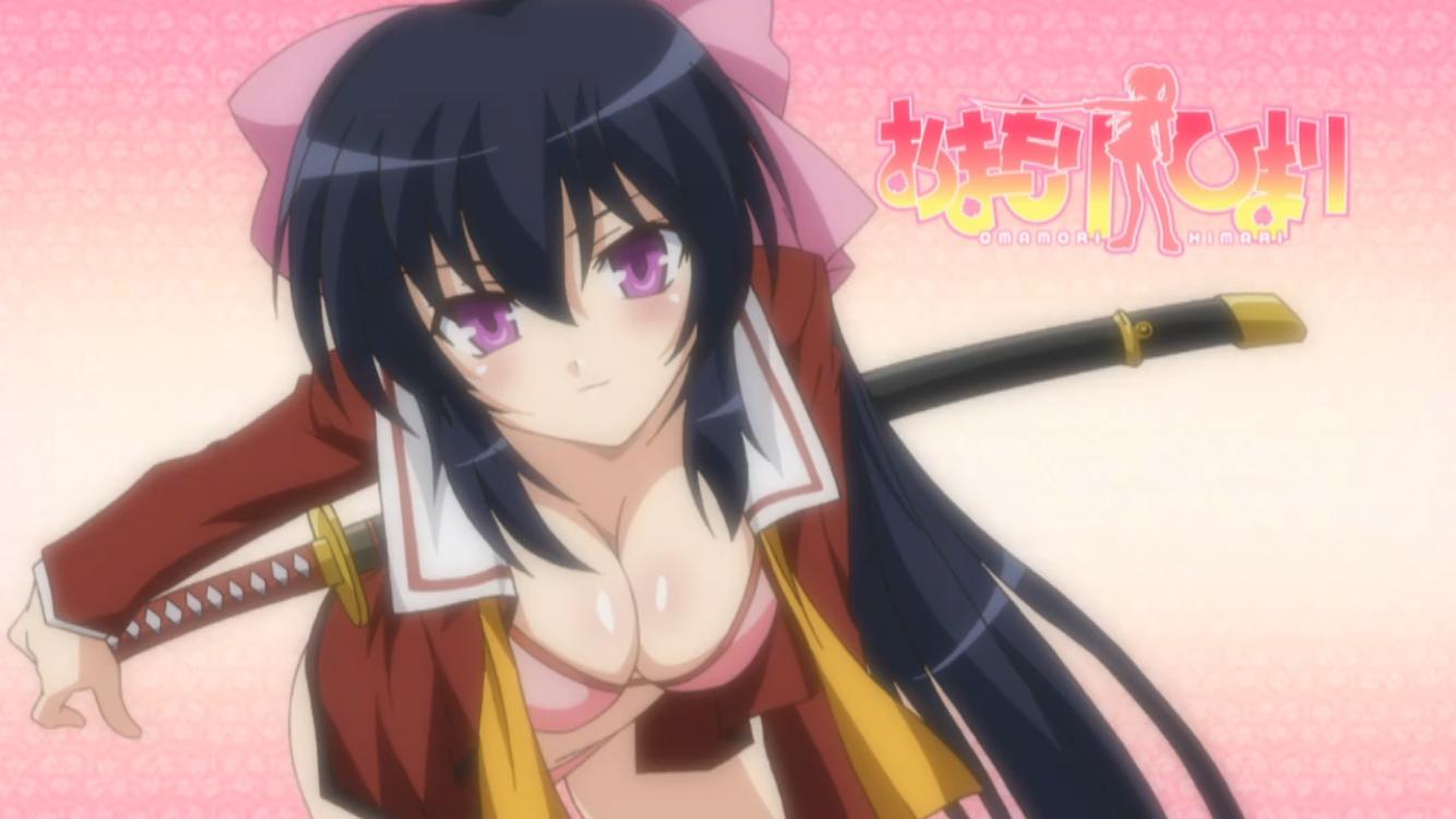 52 Omamori himari ý tưởng trong 2021   chiến binh, anime, nàng tiên