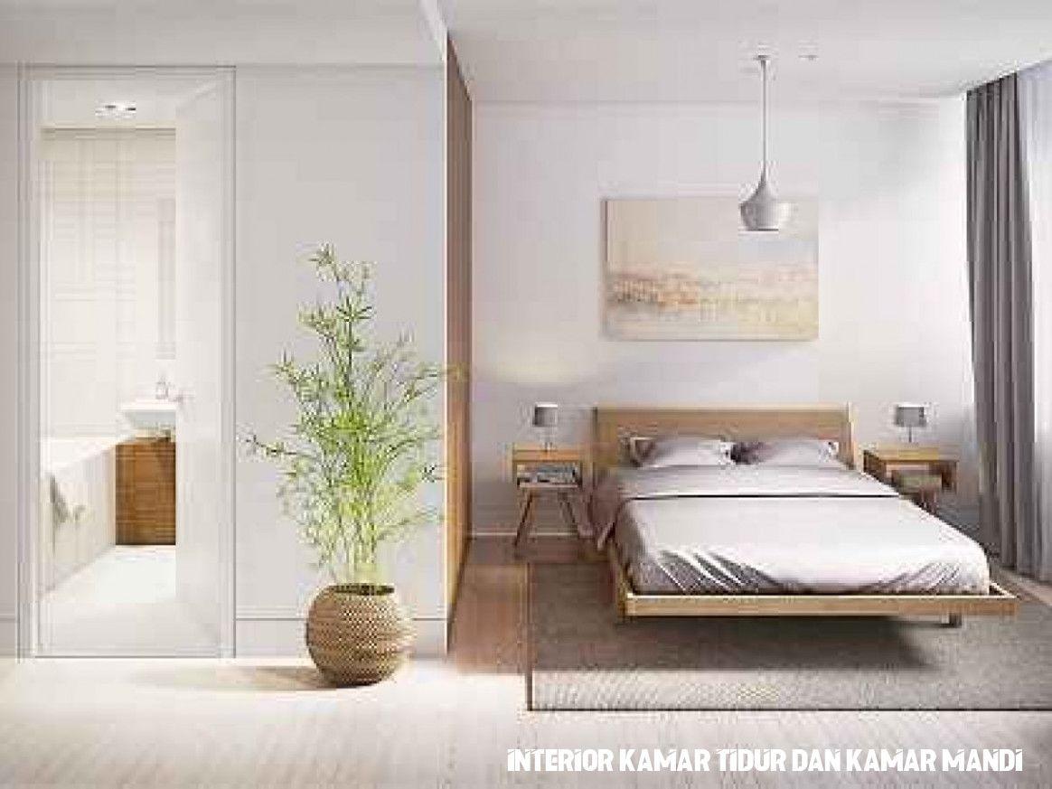 Pin On Interior Dan Eksterior Rumah Kamar tidur dan kamar mandi