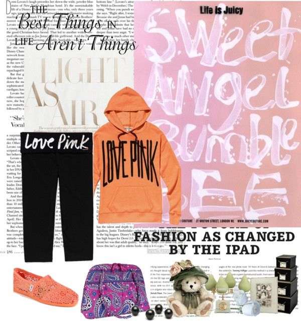 PINK chillin', created by kayluhn on Polyvore